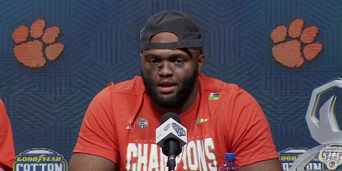 Tigers react to Cotton Bowl win over Notre Dame