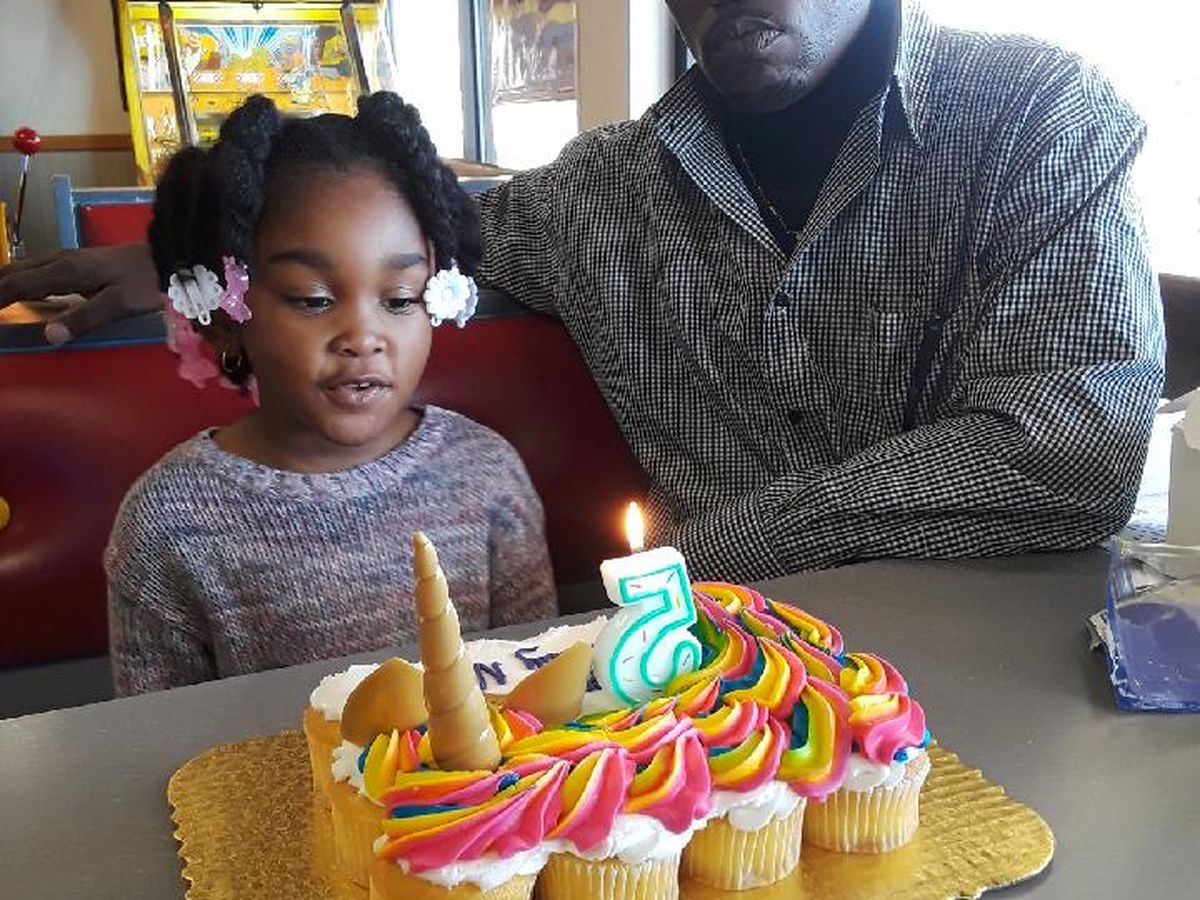 "Father of missing 5YO says, ""some weight has finally been lifted,"" now that Nevaeh's remains have been found"