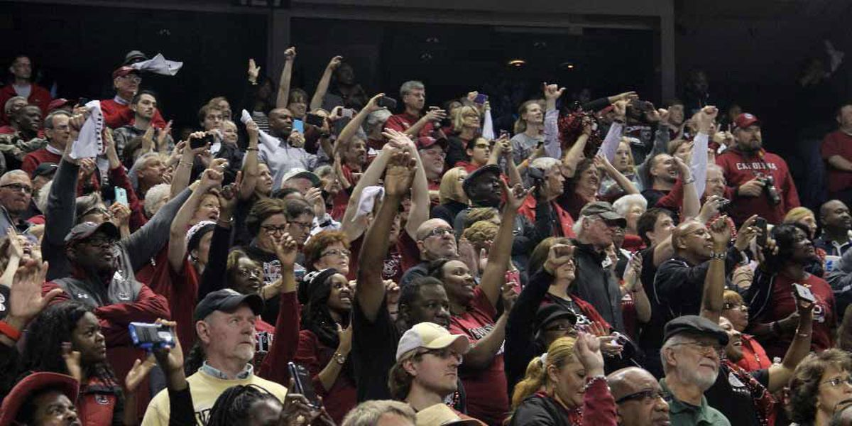 USC Athletics offers fans chance to go to SEC women's hoops title game