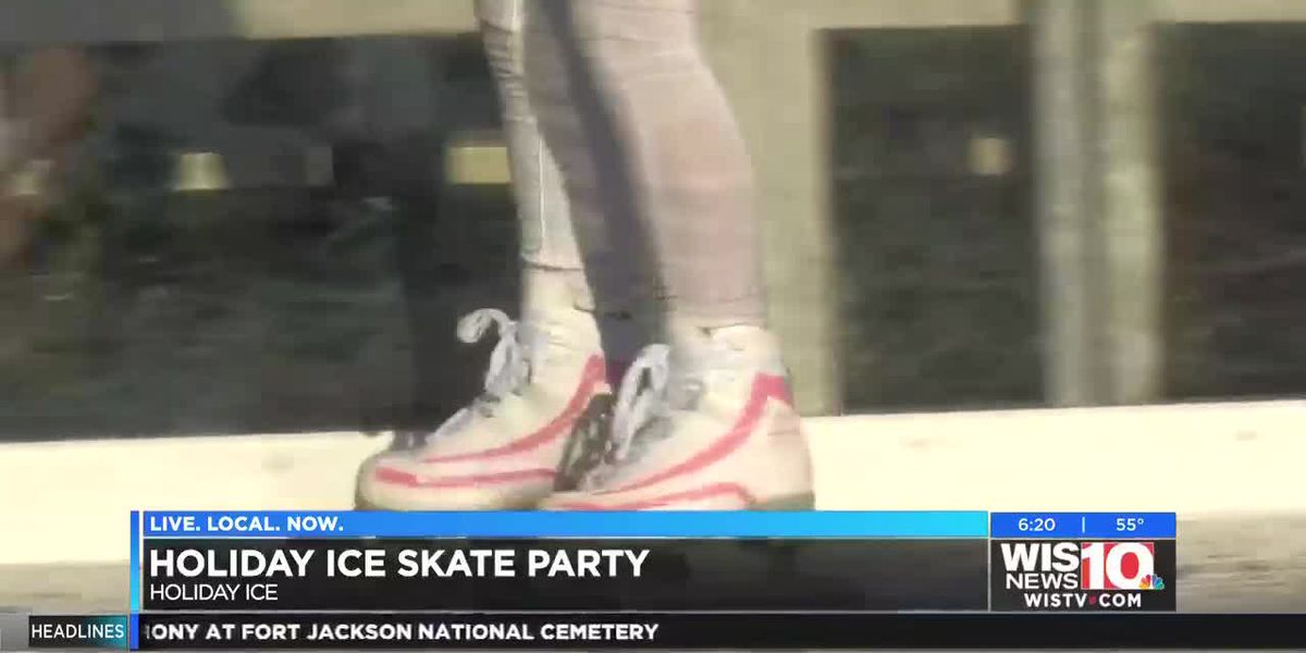 A city tradition: Holiday ICE Skate Party