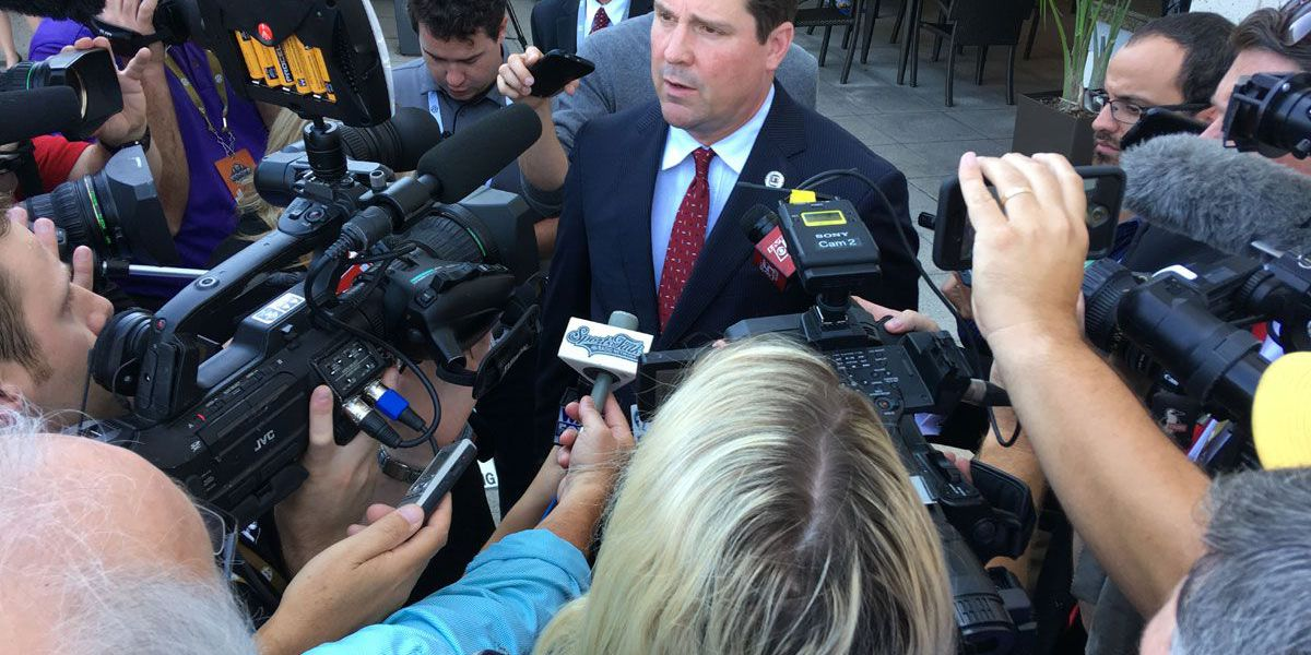 Learning process for Gamecocks' Muschamp could help team improve in year three