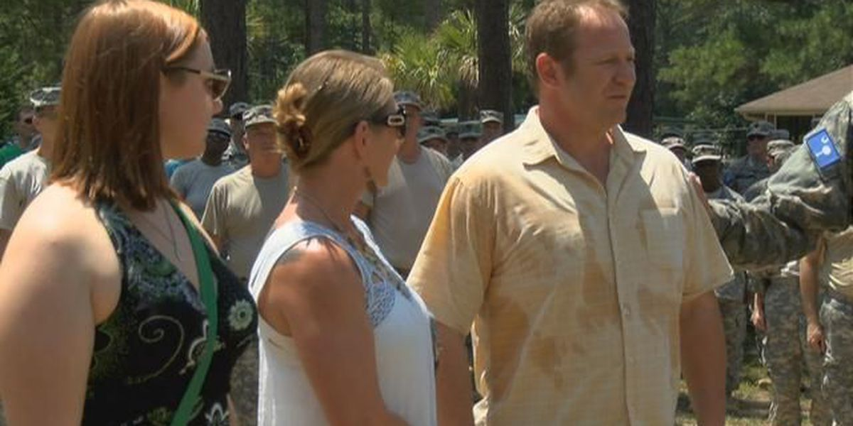 Hero nurse honored months after fiery I-26 crash