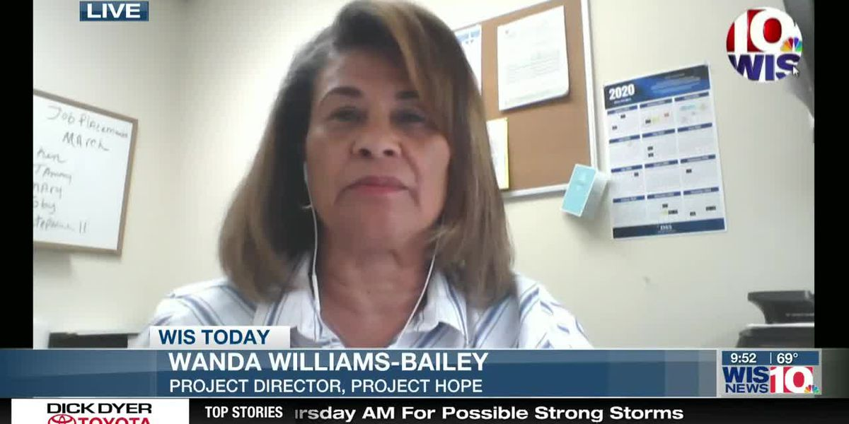 WIS TODAY: Wanda Williams-Bailey shares details about Project HOPE