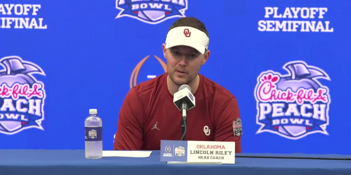 VIDEO: Coach Lincoln Riley, Jalen Hurts, Neville Gallimore speak after Oklahoma falls to LSU 63-28