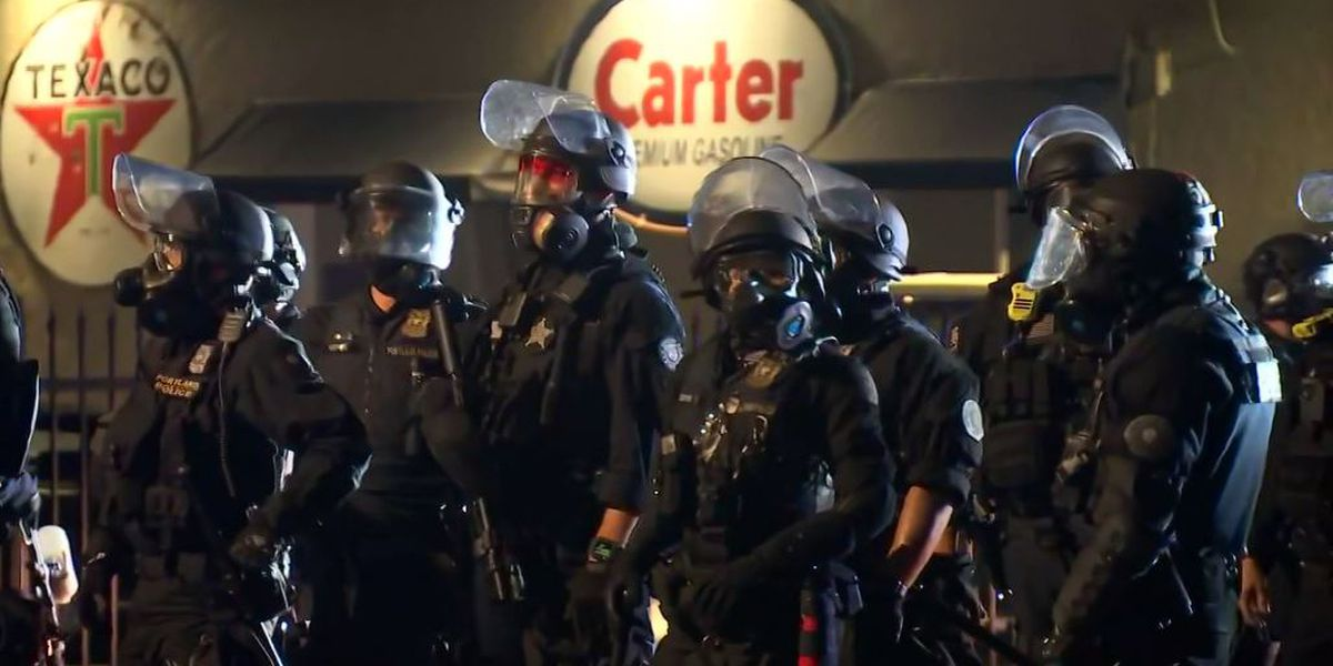 Feds explored possibly charging Portland officials in unrest