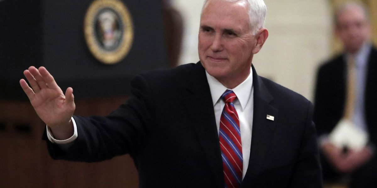Vice President Pence to visit S.C. for 9th Annual Patriot Dinner
