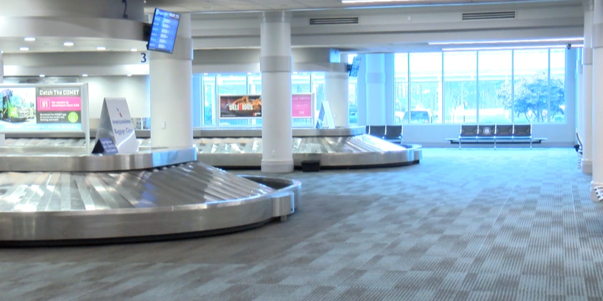 "Travelers say regional airports were ""ghost towns"" Thanksgiving weekend"