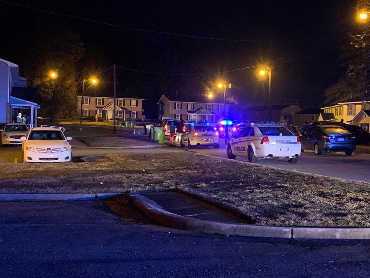 CPD opens investigation after man, woman shot near N. Main St.