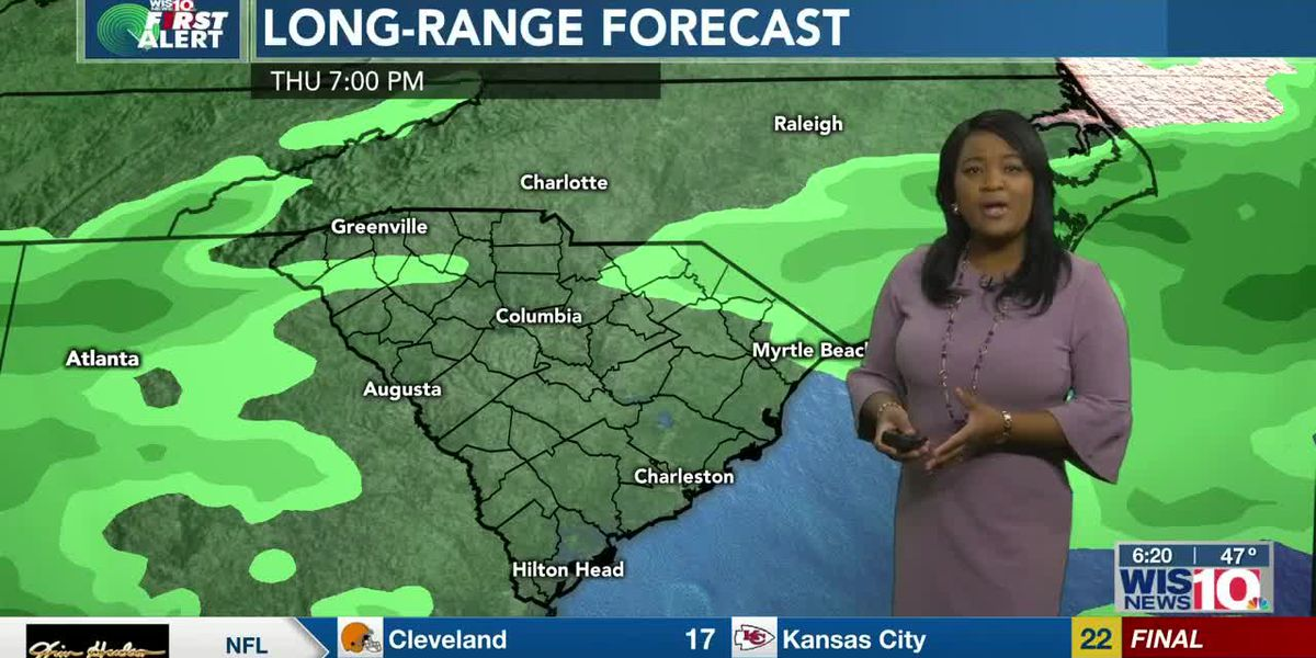 Von Gaskin's January 17th Forecast