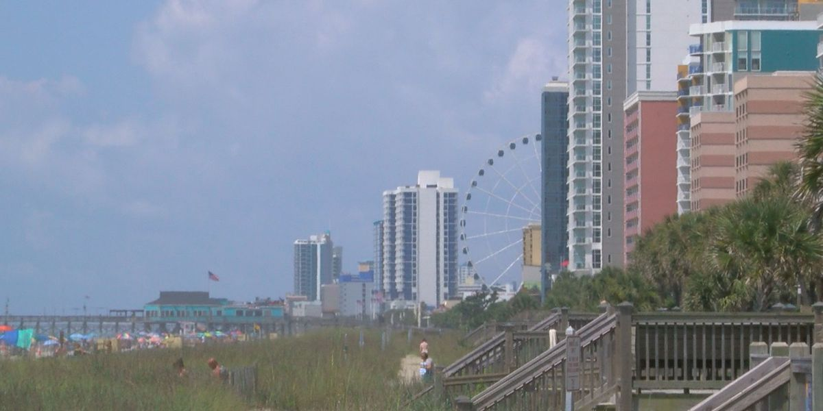 New data shows tourism dropping across Grand Strand compared to 2019