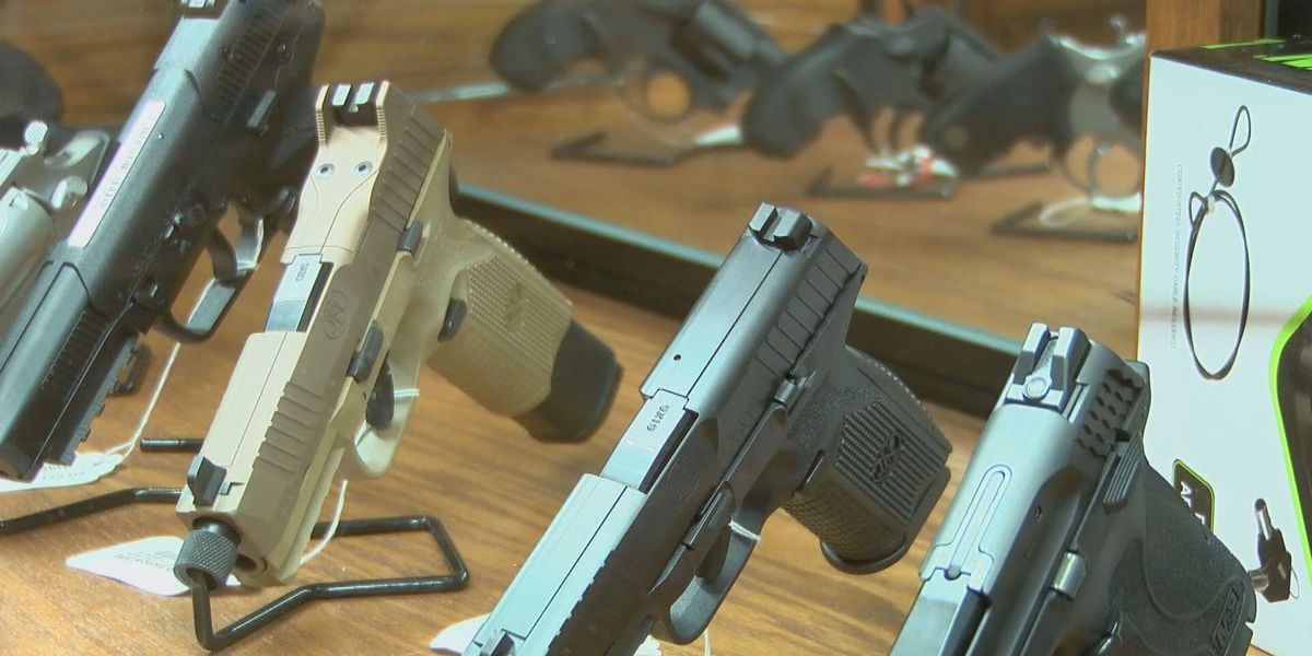 SC senators pass bill allowing open gun carry with a permit