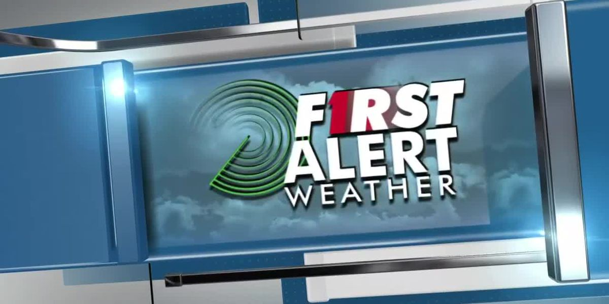 Dominic Brown's July 3 evening forecast