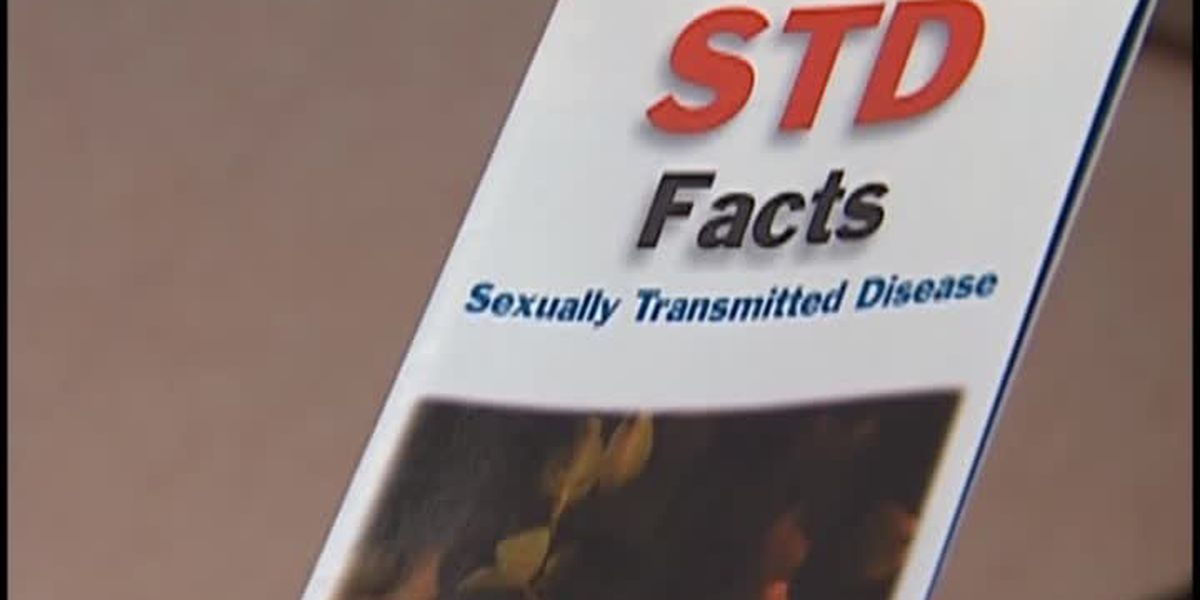 Sexually-transmitted diseases on the rise in South Carolina, per CDC report