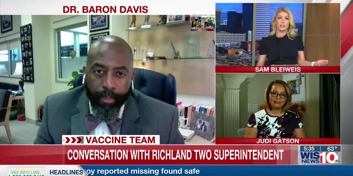 FULL INTERVIEW: The latest on R2 school reopenings, vaccines for teachers