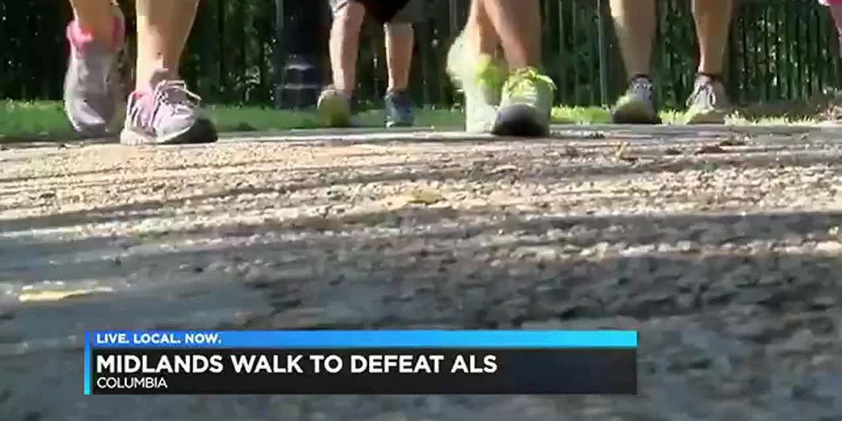 Midlands Walk to Defeat ALS continues to fight for a cure