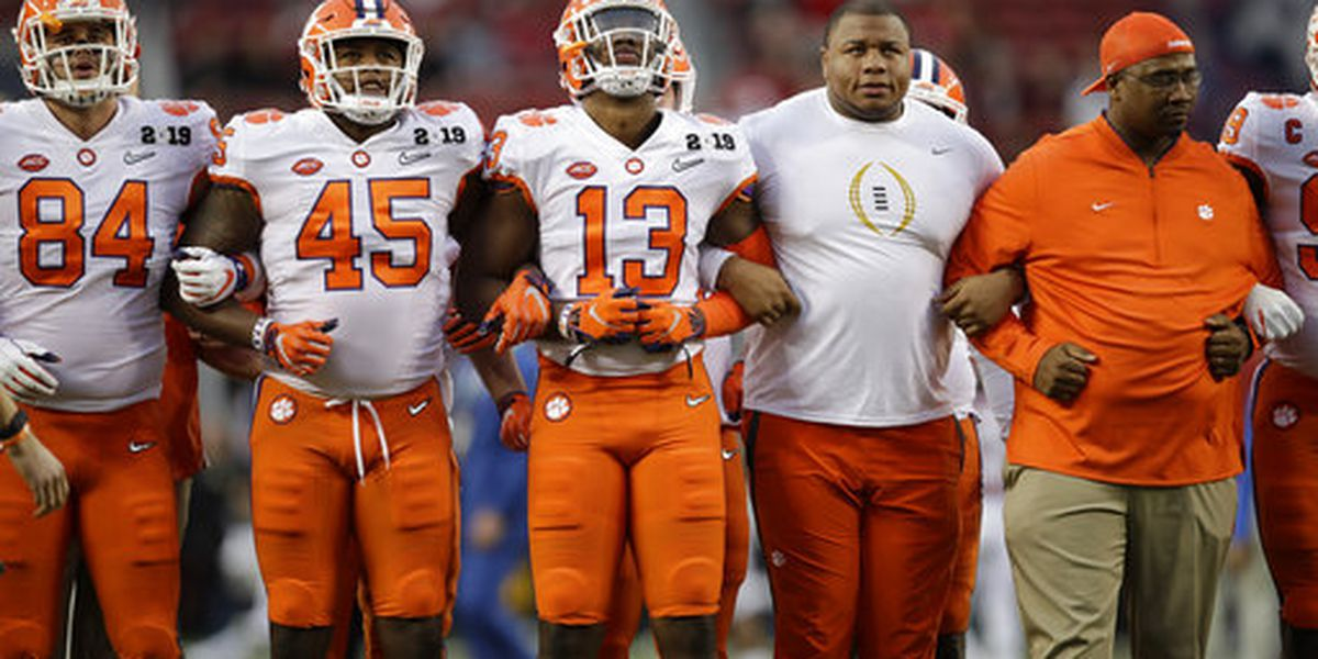 Dexter Lawrence to forgo senior year at Clemson to enter NFL Draft