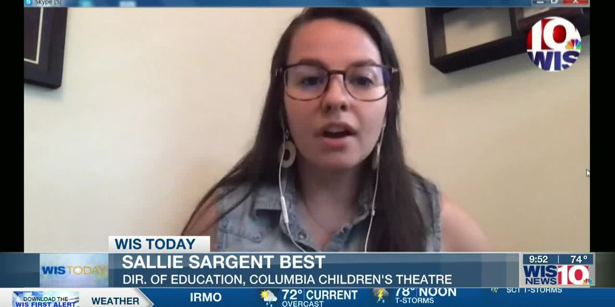 WIS TODAY: Sallie Best discusses Columbia's Children's Theatre