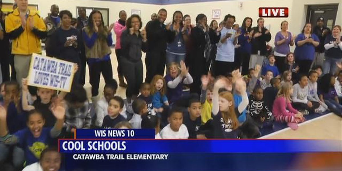 Cool School: Catawba Trail Elementary School