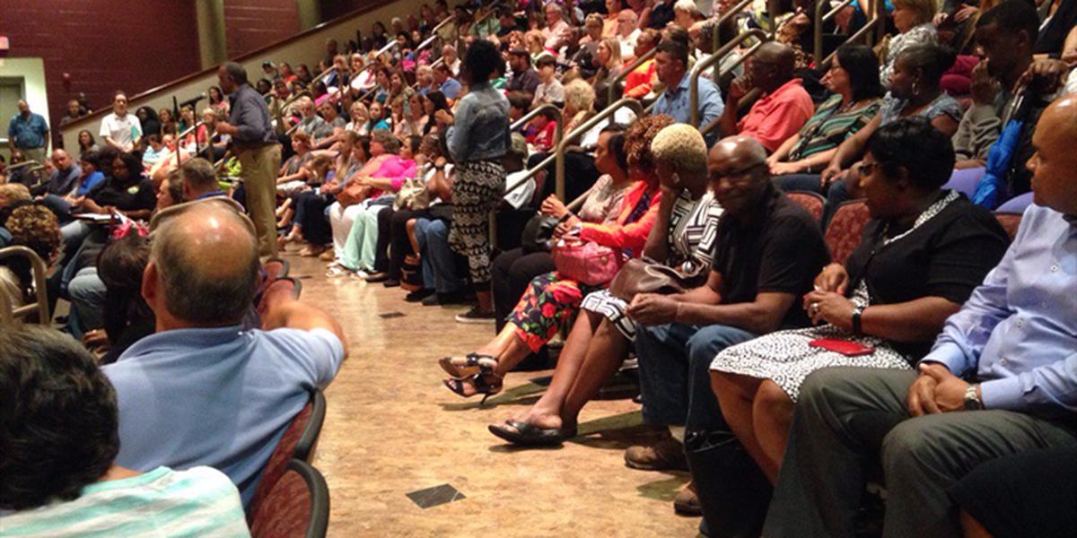Lawmakers approve Orangeburg Co. School District consolidation bill