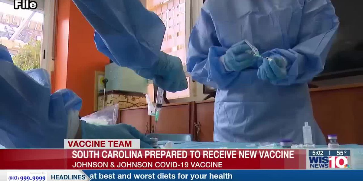 VIDEO: DHEC running rural vaccine clinics, ready for J&J vaccine