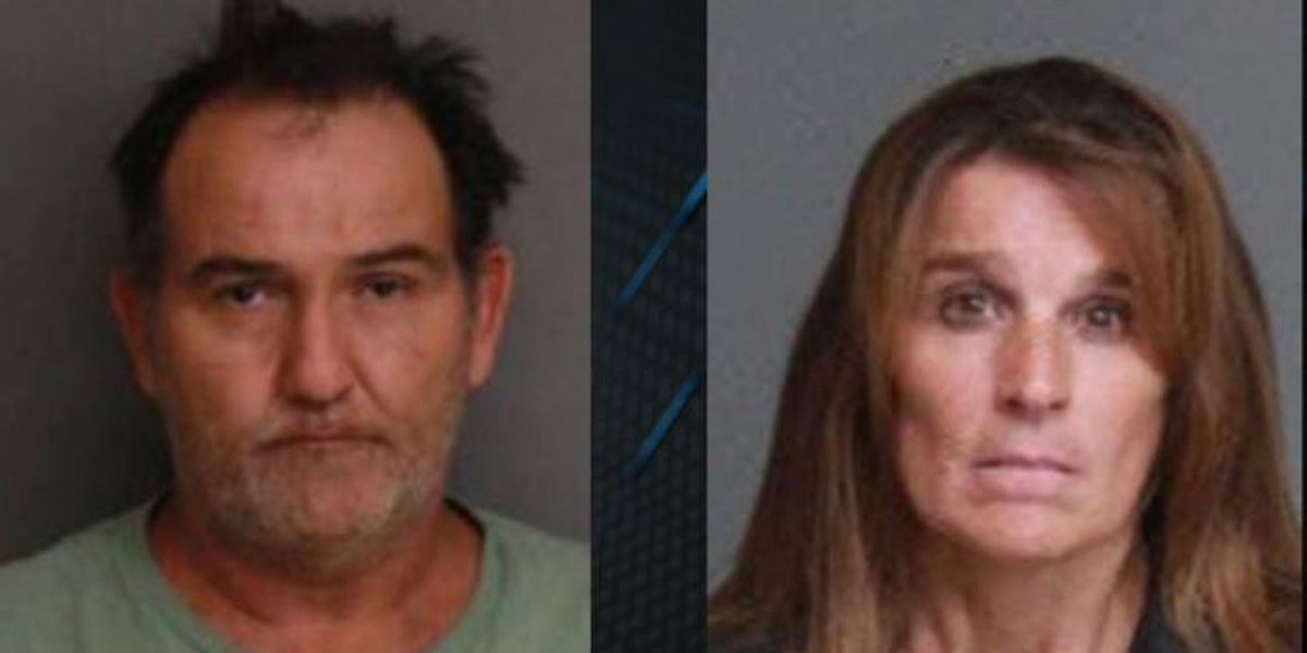 Husband and wife charged after death of elderly relative