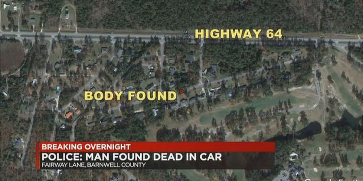 Officials investigate homicide of man found dead in car