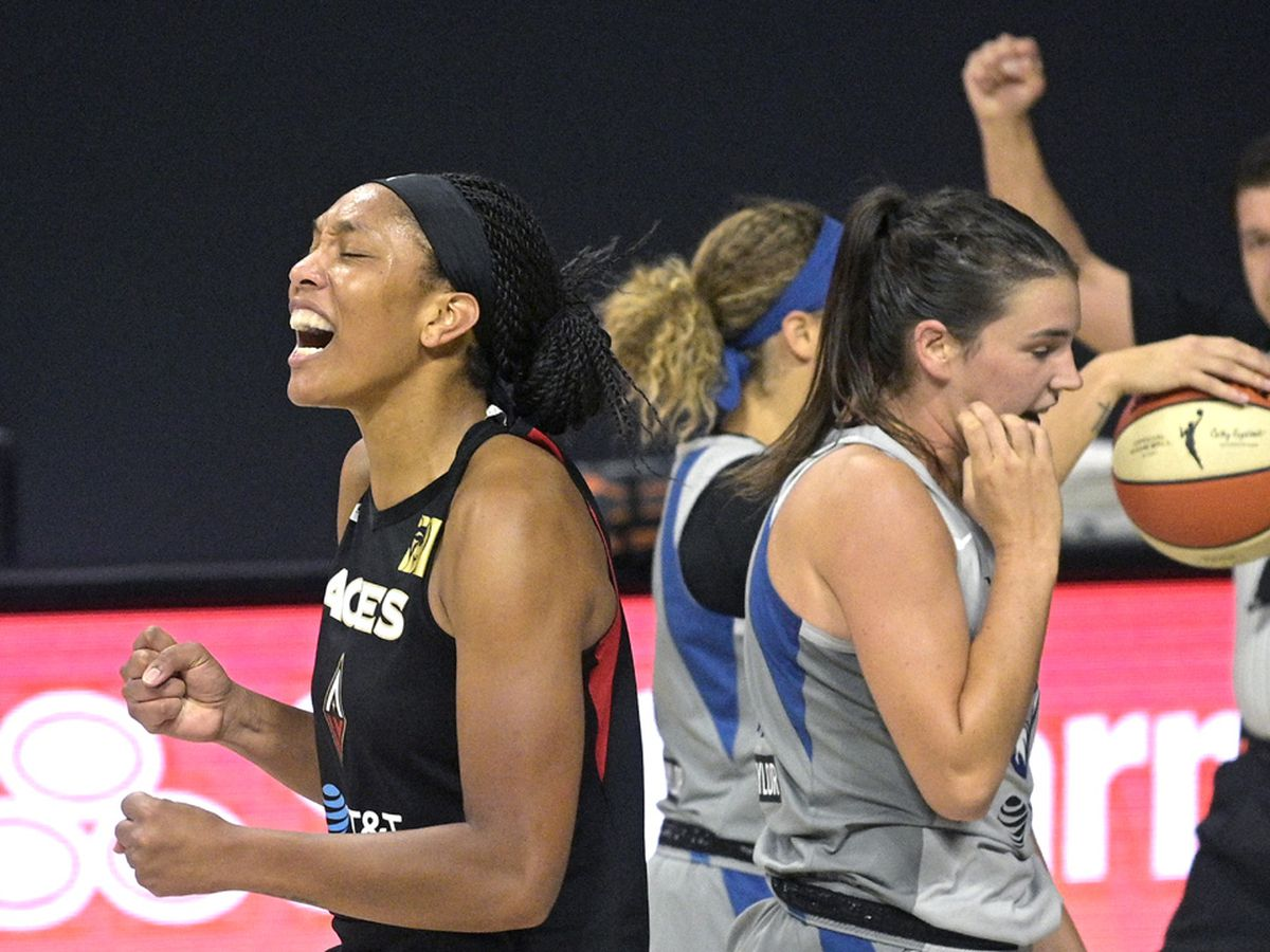 Gamecock legend Wilson named WNBA Most Valuable Player