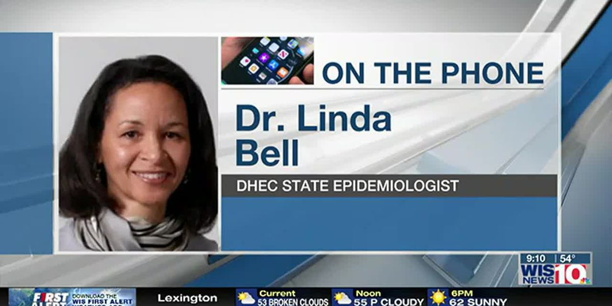 WIS TODAY: Dr. Linda Bell discusses COVID-19 in the state