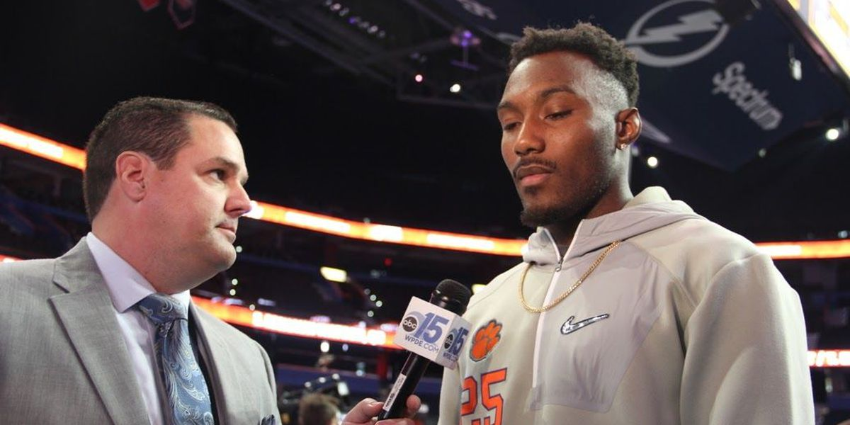 Tankersley picked by Miami Dolphins in NFL Draft