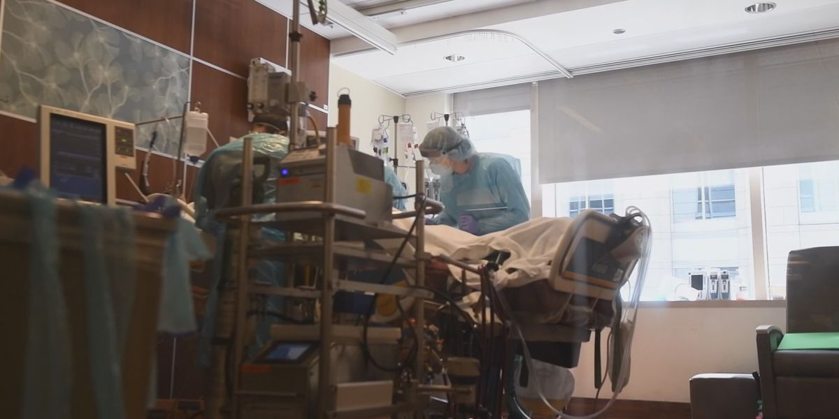 Doctors worried about spike in hospitalizations as SC hits fourth straight day of 2,000 new COVID-19 cases