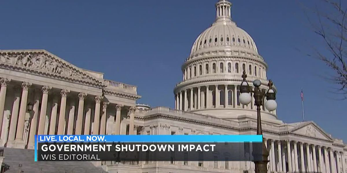 My Take: The partial government shutdown feels like it has no end in sight