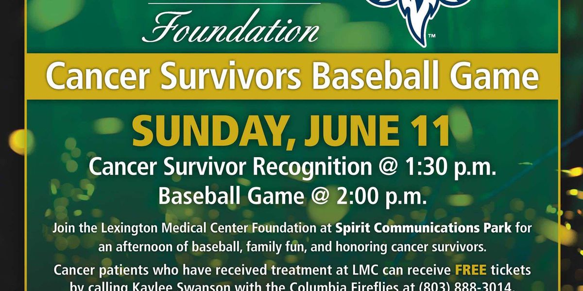 Lex. Med. cancer patients eligible for free tickets to the 6/11 Fireflies game