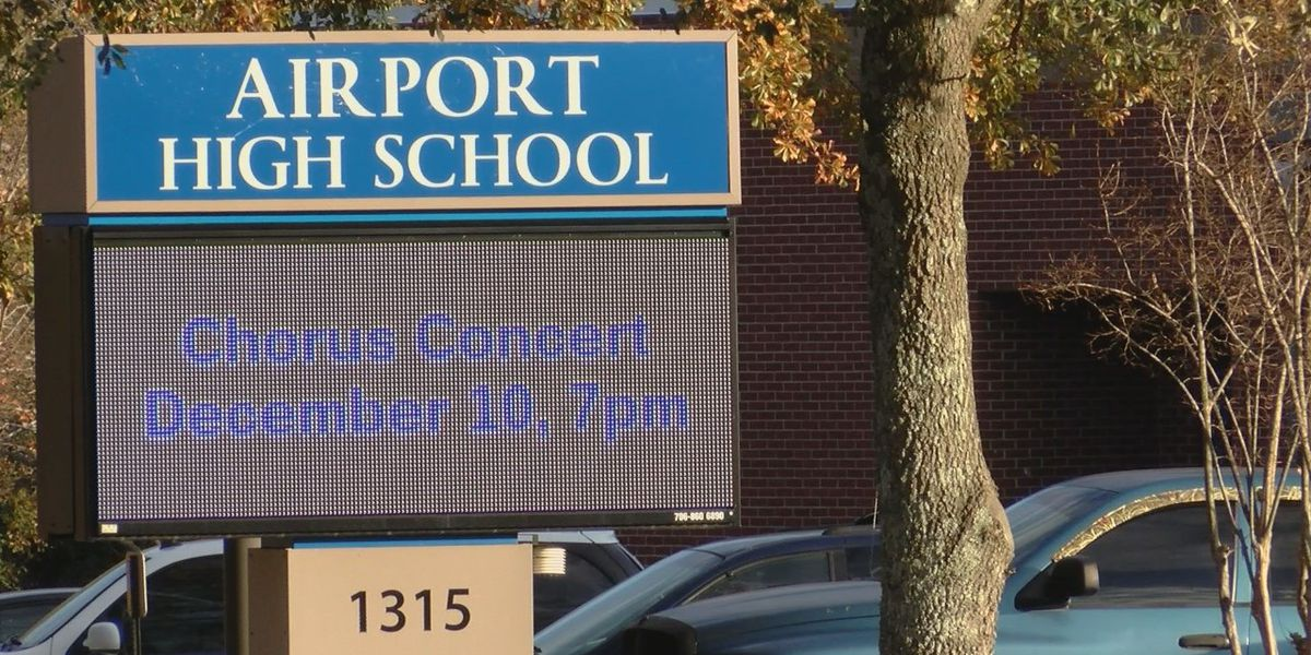Airport High School Principal returns after district lifts suspension