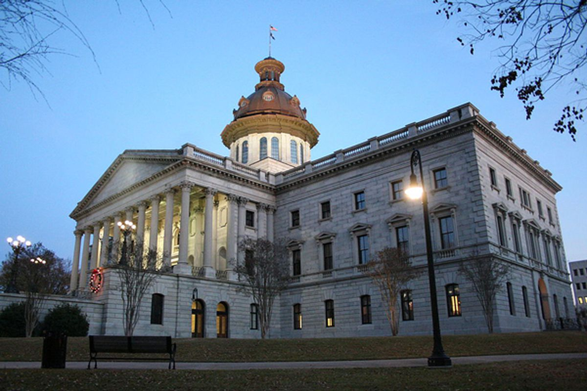 Two South Carolina lawmakers address lack of hate crime bill, banning assault weapons