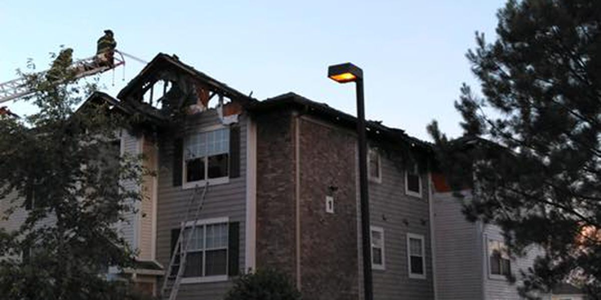 No sign of foul play in Killian Lakes apartment fire, officials say