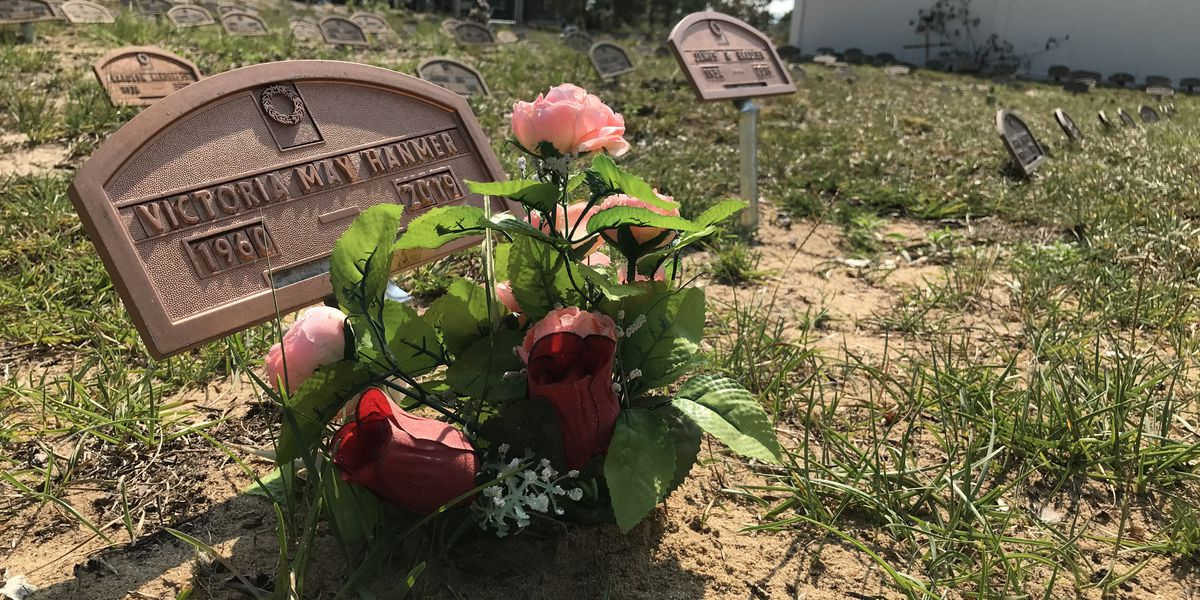 Richland Co. Coroner re-dedicates county cemetery