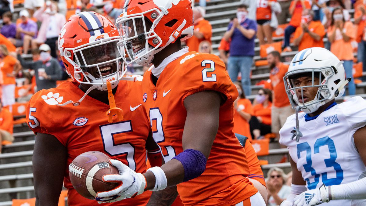 Tigers blank The Citadel in 49-0 rout