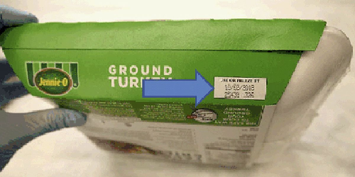 Nationwide recall of Jennie-O raw turkey products expanded