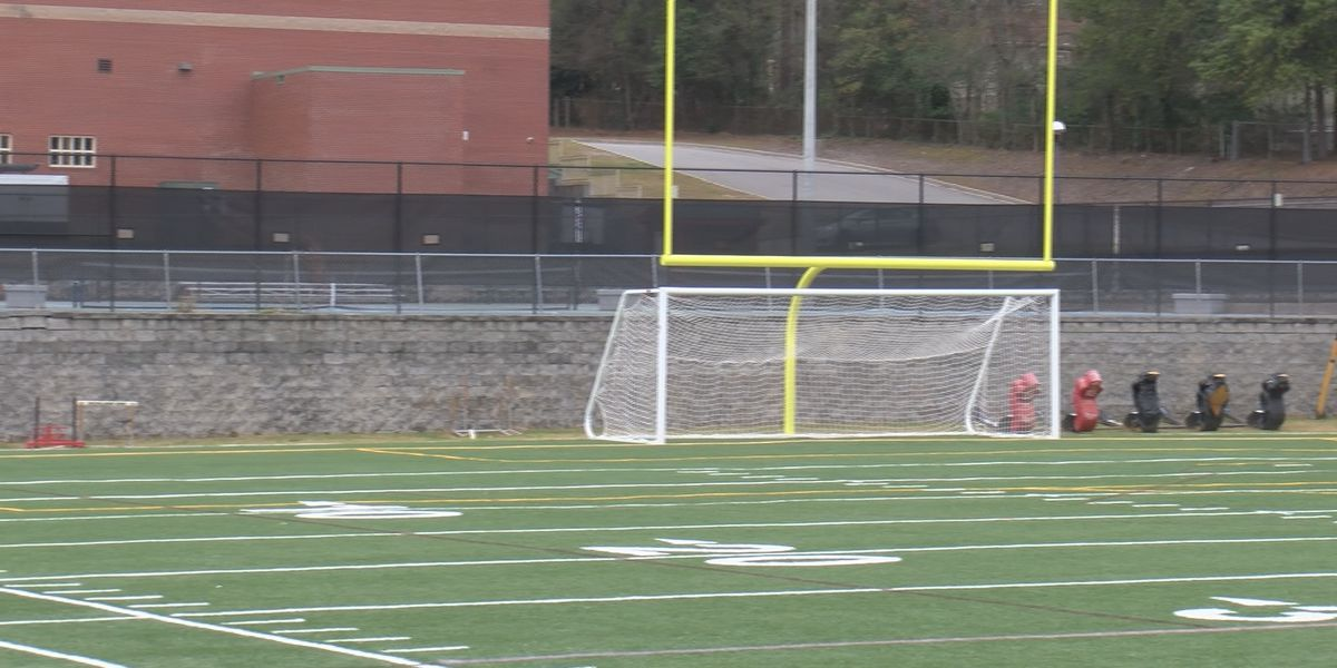 AC Flora has a new $728,190 sporting field and right now no one can use it