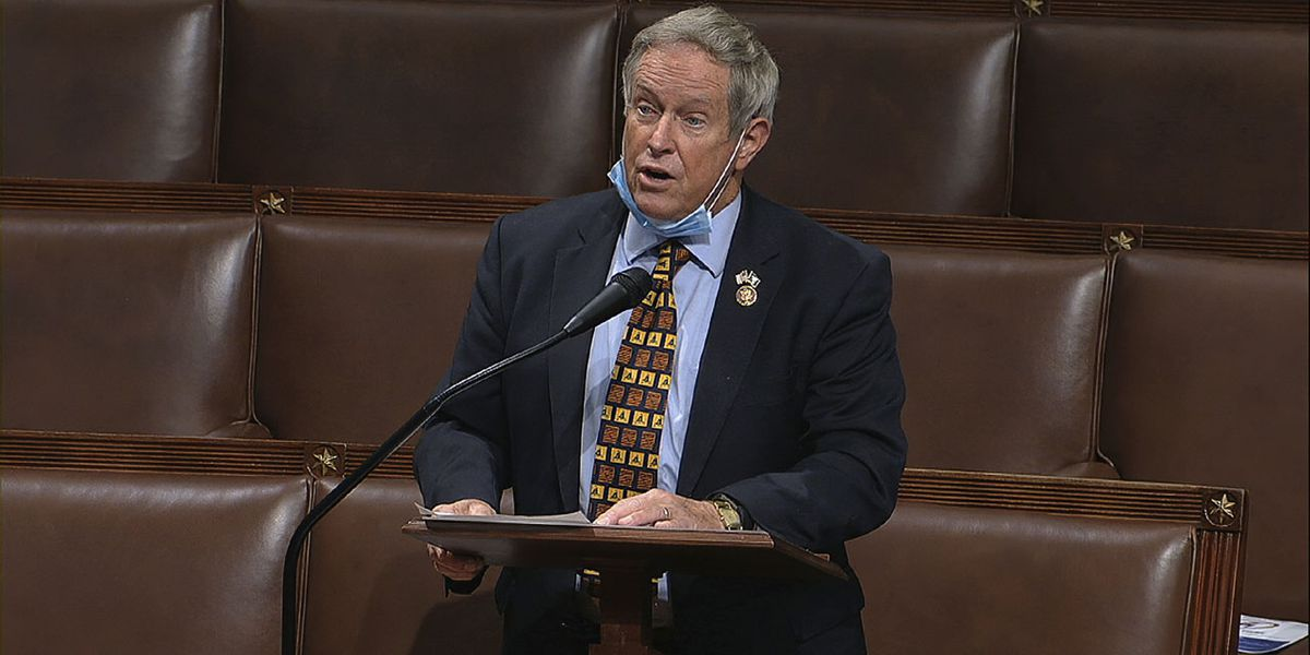 Rep. Joe Wilson stands by vote against Trump's second impeachment