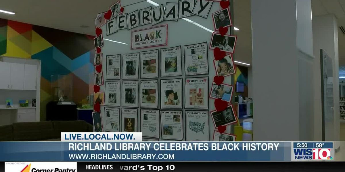 Richland Library celebrates Black History Month with enriching free programming