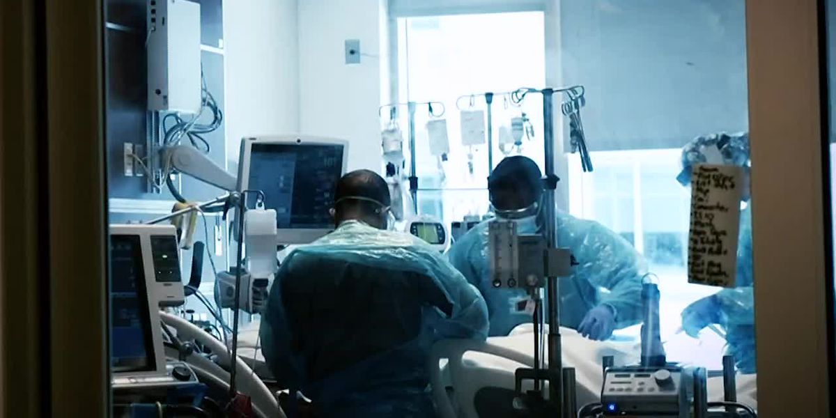 More than 88,000 people are hospitalized with COVID-19 across America