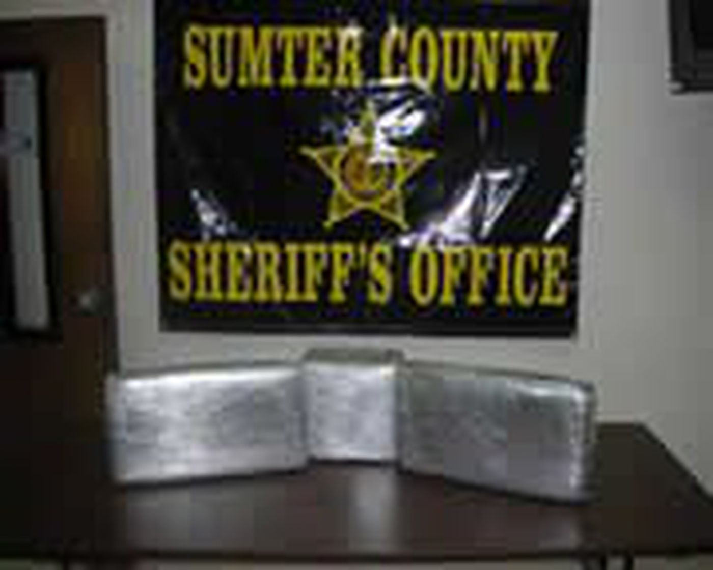 Traffic stop in Sumter Co  leads to arrest, seizure of 33lbs