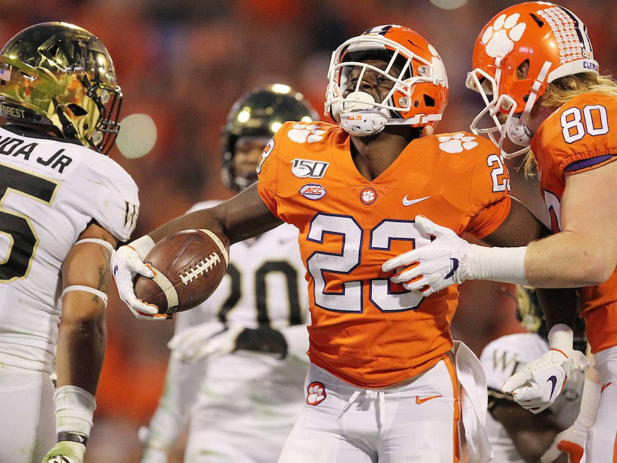 Clemson remains No. 3 in latest College Football Playoff rankings