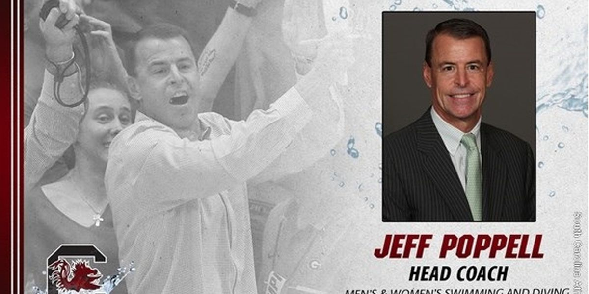 Poppell Named Gamecock Head Men's and Women's S&D Coach