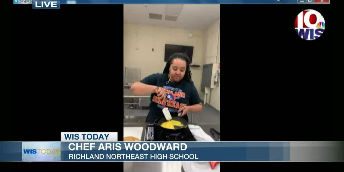 WIS TODAY: Aris Woodward shares ways to get kids in the kitchen