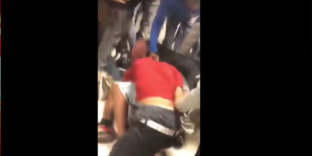 9 students charged after fight at North Charleston High School, police say