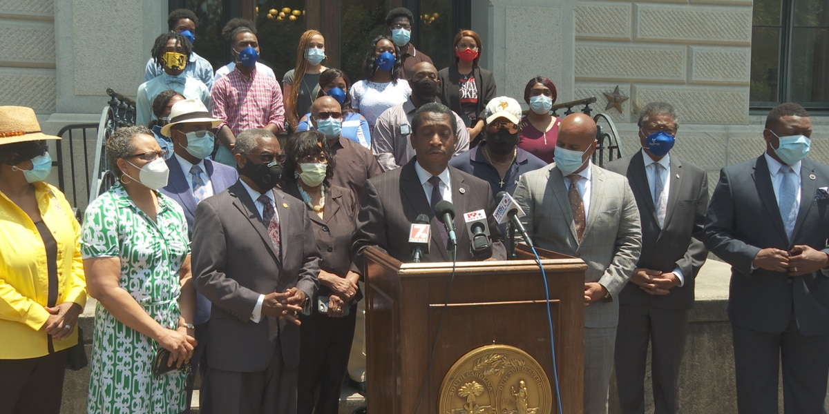 Black SC lawmakers share reform plans to address police brutality and racial issues