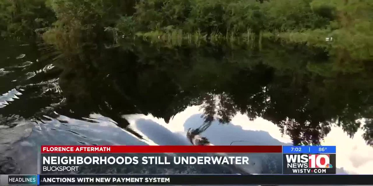 Hundreds of homes in Horry County still face the wrath of flood water