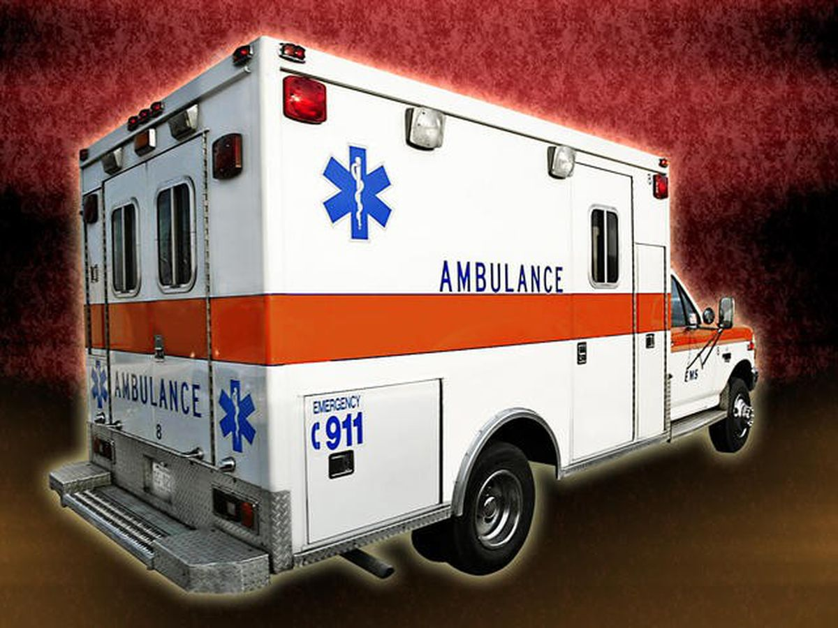 Richland Co. EMS hosting 'Stuff the Ambulance' toy drive